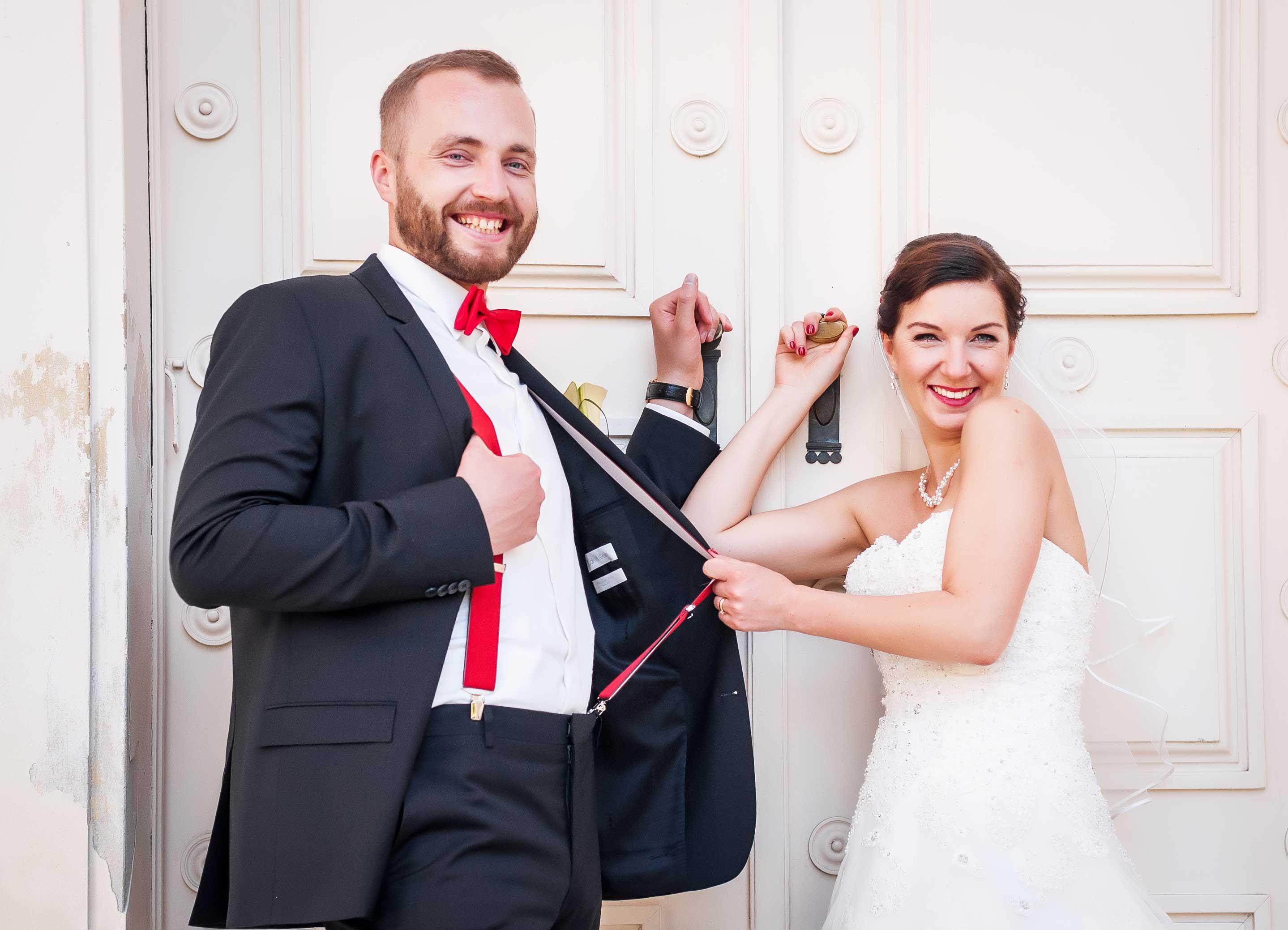 Martina & Bohumír - svatba Lednice